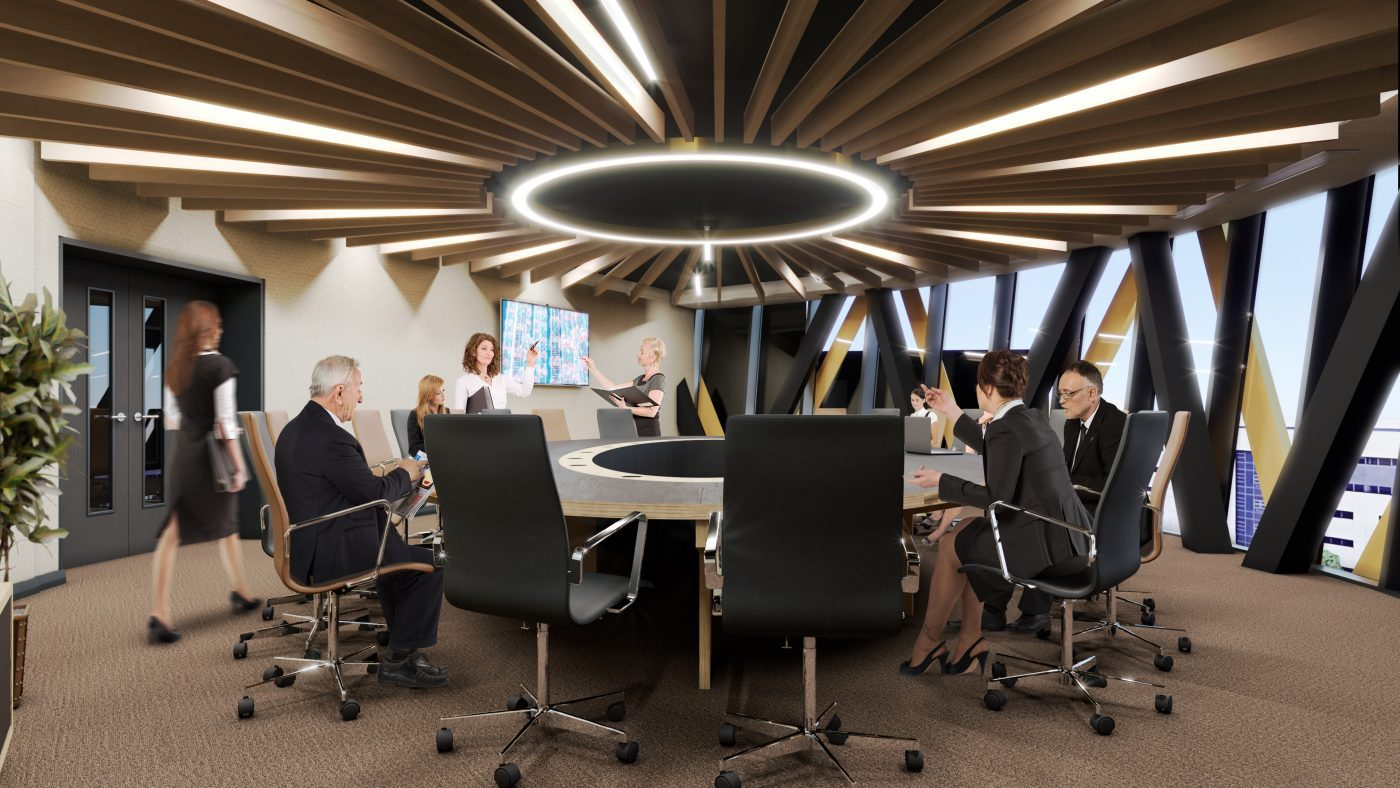 The Catalyst - Newcastle Helix - Boardroom